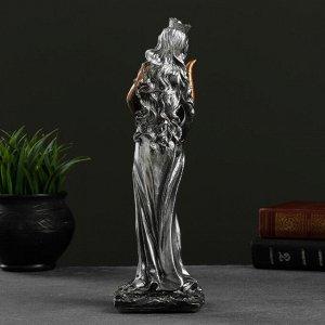 "Богиня ""Фортуна"" золото с серебром 29х10см"