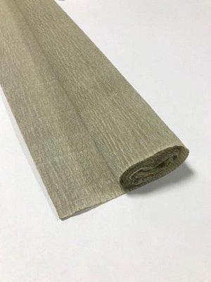 Гофра Китай, 250*50 см, №54 бледно-зеленовато-серый