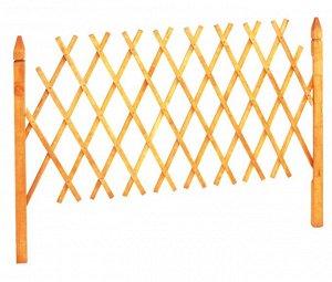 Шпалера Шпалера малая №1/дерево Габариты (мм) ДхШхВ: 1300 х 45 х 1000 мм. Вес (кг): 4,7 кг. Материал: Сосна. Цвет: Орегон.