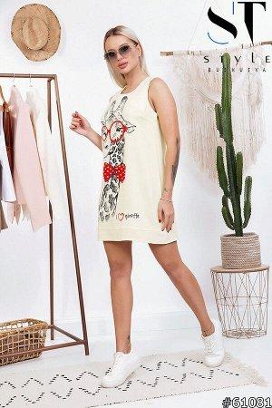Платье 61081