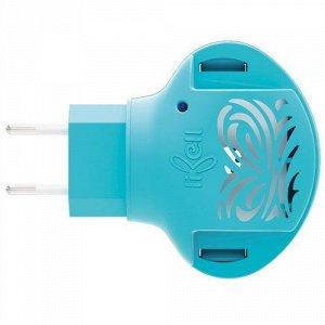 Libell  Электрофумигатор универсальный с индикатором, поворотная евровилка 1/100, ассорти
