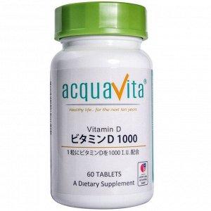 Acquavita Витамин Д 1000 ME