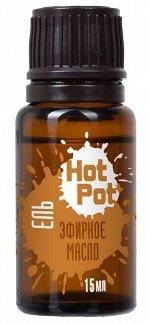 Эфирное масло Ель 15 мл Hot Pot /30, 32268