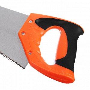ЕРМАК Ножовка по дереву, двустор.заточка, 400мм, закаленный зуб