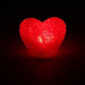 Светильник LED в виде сердечка