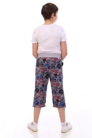 Шорты Состав: Хлопок 100 %; Материал: Кулирка Стильные шорты изготовленные из хлопка, прекрасно дополнят ваш современный образ. Эта модель с яркой и модной расцветкой, хорошо подойдет для прогулок. По
