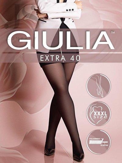 Колготки GIULIA 41 — Giulia - линия для беременных и больших размеров — Колготки