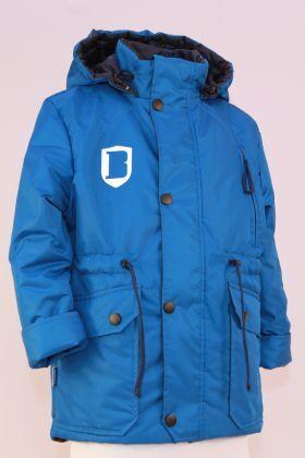 Куртка Еврозима подростковая модель Милитари