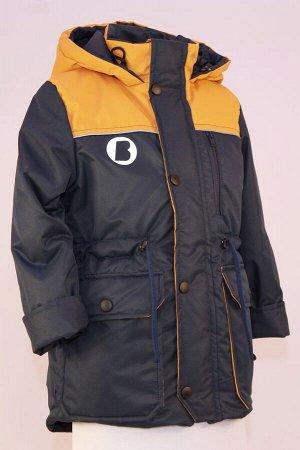 Куртка Еврозима подростковая модель Ариес Мембрана