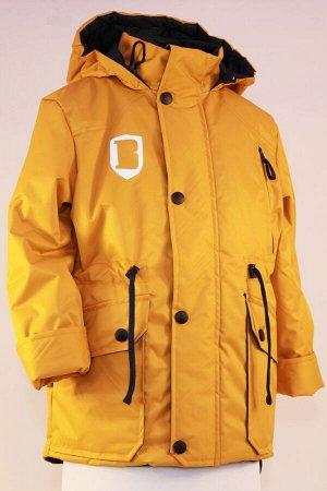 Куртка демисезоная подростковая Милитари Мембрана