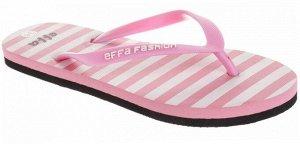 Вьетнамки Effa W-52377_розовый