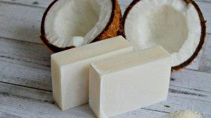 Банджарское кокосовое мыло с банжарским кокосом и морингой BANJAR COCOS