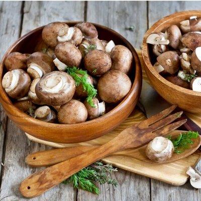 Все для вкусного ужина — Грибы — Ягоды и грибы