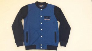 Бомбер 4963 синий CEGISA
