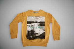 Толстовка 3686 жёлтый CEGISA