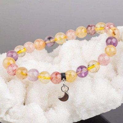Самоцветы - серьги, пусеты из камней в наличии — Браслеты — Браслеты