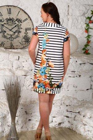 303 Туника платье