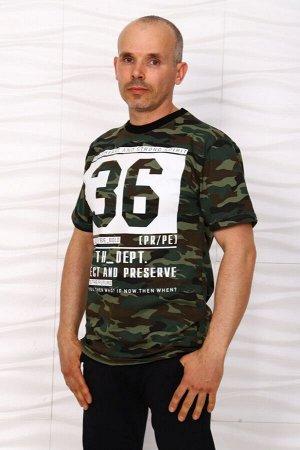 "М3/5 ""36"" Футболка мужская ""Хаки"""