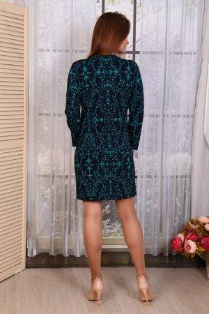 """276 Платье """"Зеленый"""""""