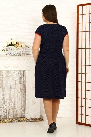 621 Платье Состав: 100% хлопок