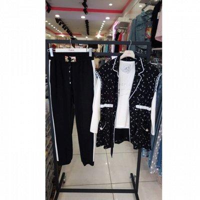 DT. Женская одежда из Турции. Бюджет. — Модные костюмы в стиле СПОРТ-ШИК — Костюмы с брюками