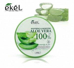 """""""Ekel"""" Многофункциональный гель для лица и тела с экстрактом алоэ 300 гр."""