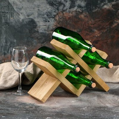 Академия — мебель. Осеннее обновление — Системы хранения вина — Шкафы, стеллажи и полки