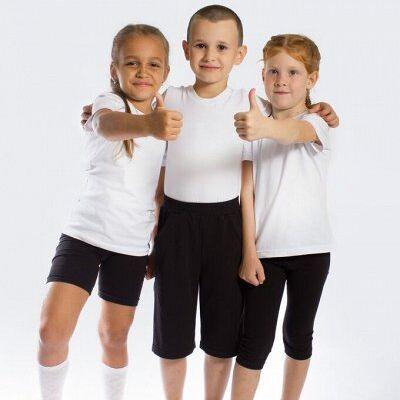 Танцующие-38. Летняя прогр-ма: до 50%! В след. повышение цен — Одежда для спорта (для детских садов и школ) — Одежда для девочек