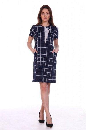 736 Платье Состав: 100% хлопок Кулирка