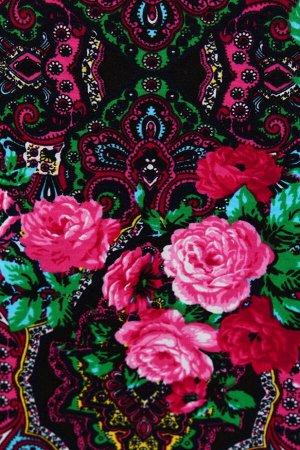 "487 Платье ""Чёрный"""