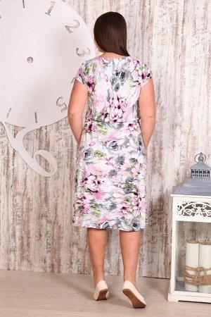 609 Платье Состав: 92% вискоза 8% лайкра