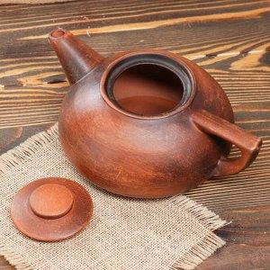 Чайник для заварки, 1 л, гладкий