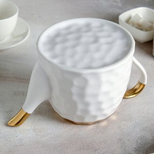 Чайник заварочный «Инь-янь», 800 мл, 22,5?14?15,5 см, цвет белый