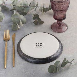 Тарелка плоская «Сказы Бажова», d=19 см
