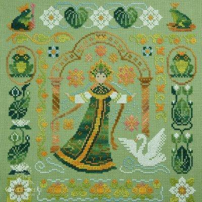 (130) Мир увлечений: наборы для вышивания, бисероплетения — Наборы для вышивания «OwlForest» — Наборы