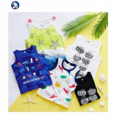 NISHIMATSUYA Детская одежда из Японии! Все в наличии!  — Майки для мальчиков и девочек — Шорты и бермуды