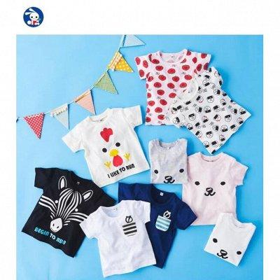 NISHIMATSUYA Детская одежда Япония! Распродажа 250-300 руб💥 — Все по 250-300!! Футболки, майки, туники для всех — Футболки