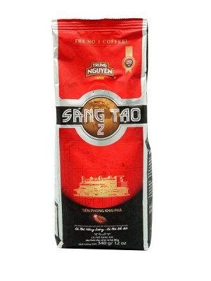 Кофе натуральный жареный молотый «SANG TAO №2» 340 гр. Т.М. Чунг Нгуен