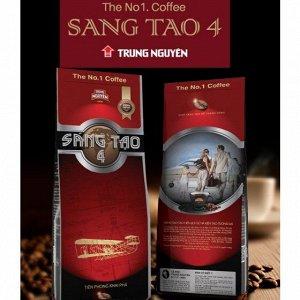 Кофе натуральный жареный молотый «SANG TAO №4» 340 гр. Т.М. Чунг Нгуен