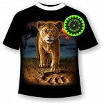 Детская футболка Король лев 1093