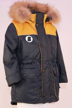 Куртка зимняя подростковая модель Ариес Мембрана