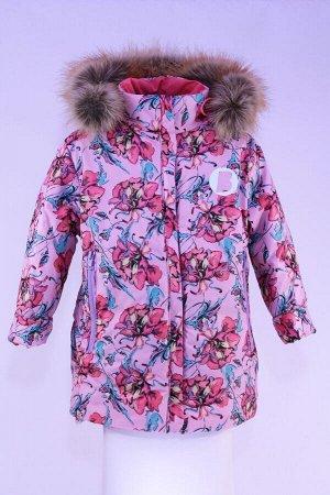 Куртка зимняя подростковая модель Динамика