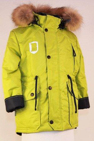 Куртка зимняя подростковая Милитари Мембрана
