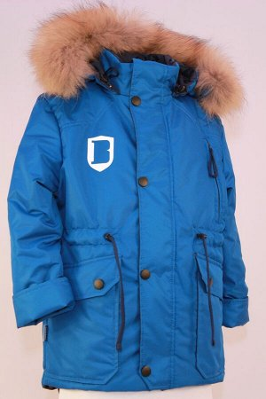Куртка зимняя подростковая Милитари