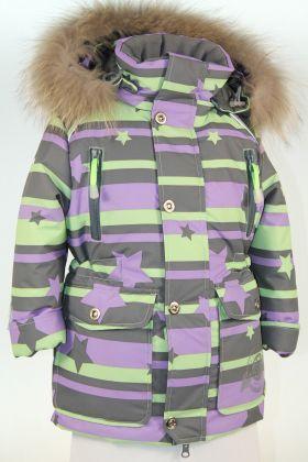 Куртка зимняя подростковая модель Тау Мембрана