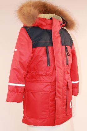 Куртка зимняя подростковая модель Феникс