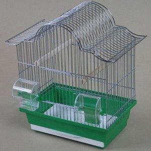 Клетка для птиц TIKI цинк 35*21,5*38,5см