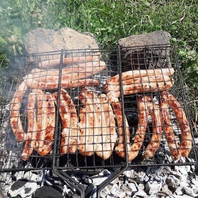 Бикинские натуральные полуфабрикаты — Чивапчичи и колбаски для жарки — Мясные