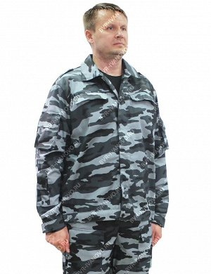 Костюм Спецназ цв.Серый КМФ