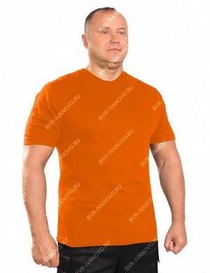 Футболка цв.Оранжевый
